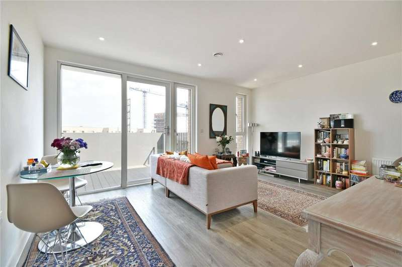 1 Bedroom House for sale in Dunnock House, 21 Moorhen Drive, NW9