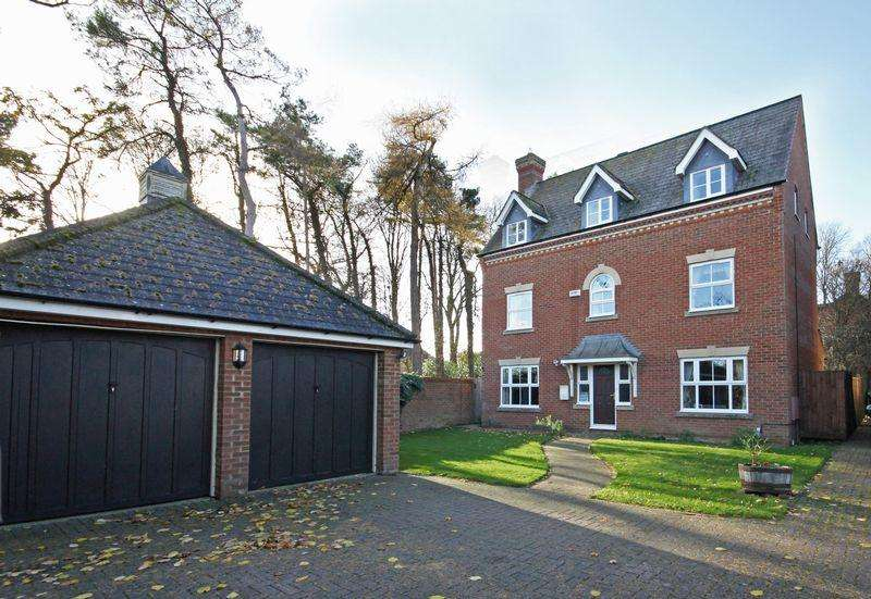 5 Bedrooms Detached House for sale in Edgewood, Brackley