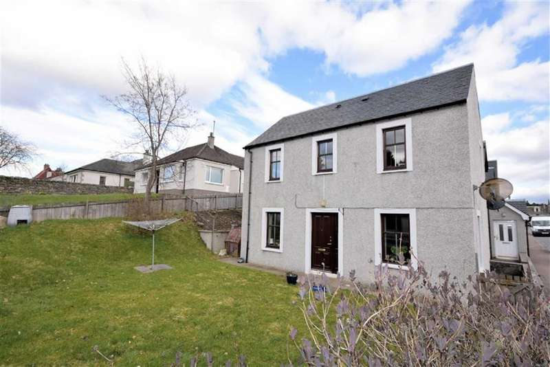 2 Bedrooms End Of Terrace House for sale in Grantown On Spey