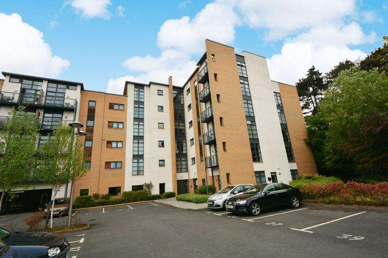 2 Bedrooms Apartment Flat for sale in Manor Court, Altrincham Road, Manchester