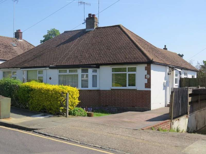 2 Bedrooms Semi Detached Bungalow for sale in Ruskin Drive, Orpington