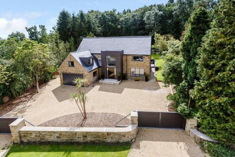 6 Bedrooms Detached House for sale in Bracken Park, Scarcroft, Leeds, LS14