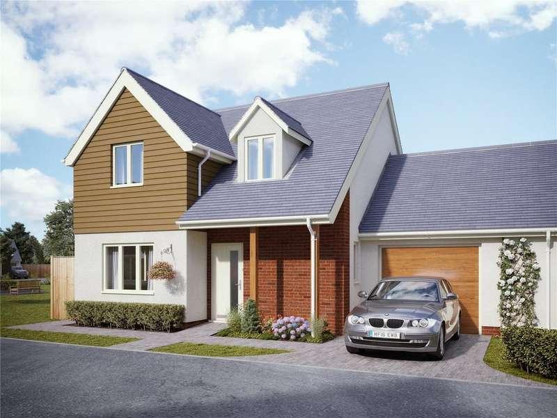 3 Bedrooms Retirement Property for sale in Fairway Gardens, Sparkwell, Devon, PL7