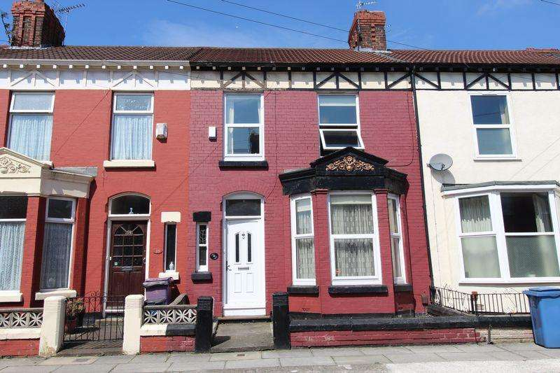 3 Bedrooms Terraced House for sale in Avondale Road, Wavertree