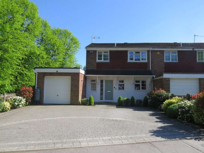 3 Bedrooms End Of Terrace House for sale in Polperro Close, Orpington