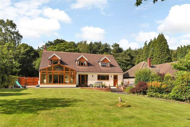 4 Bedrooms Detached House for sale in Markfield Lane, Newtown Linford, Leicestershire