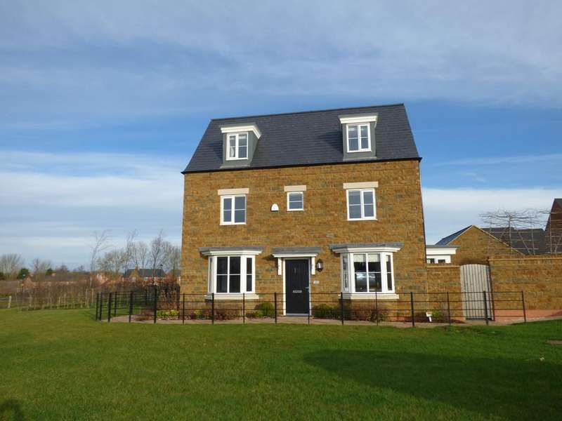 4 Bedrooms Semi Detached House for rent in Adderbury, Oxfordshire