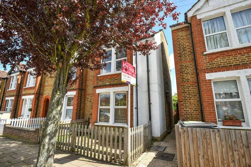 3 Bedrooms End Of Terrace House for sale in Salisbury Road, Bromley