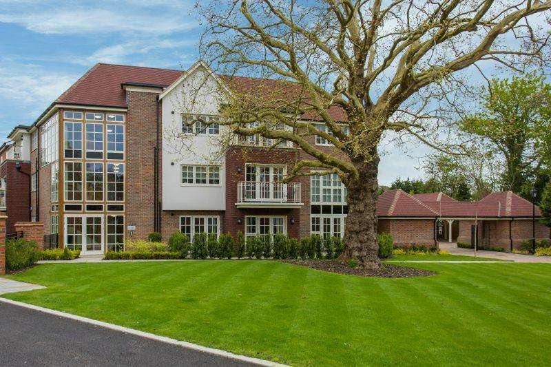 2 Bedrooms Flat for sale in Brayfield Lane, Chalfont St Giles