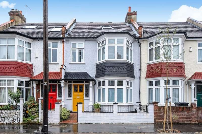 3 Bedrooms Terraced House for sale in Dalmeny Avenue Streatham SW16
