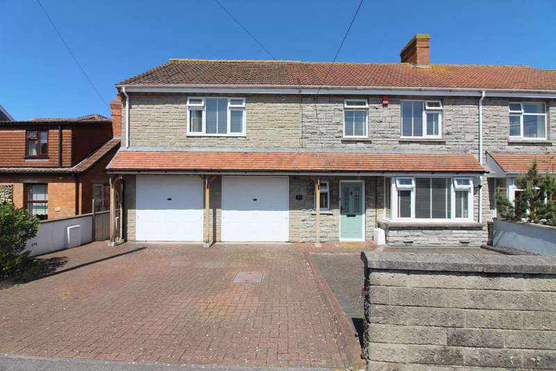 5 Bedrooms Semi Detached House for sale in Stonehill, Street