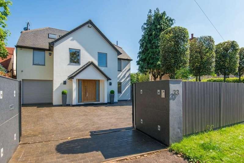 5 Bedrooms Detached House for sale in Watford Road, Radlett
