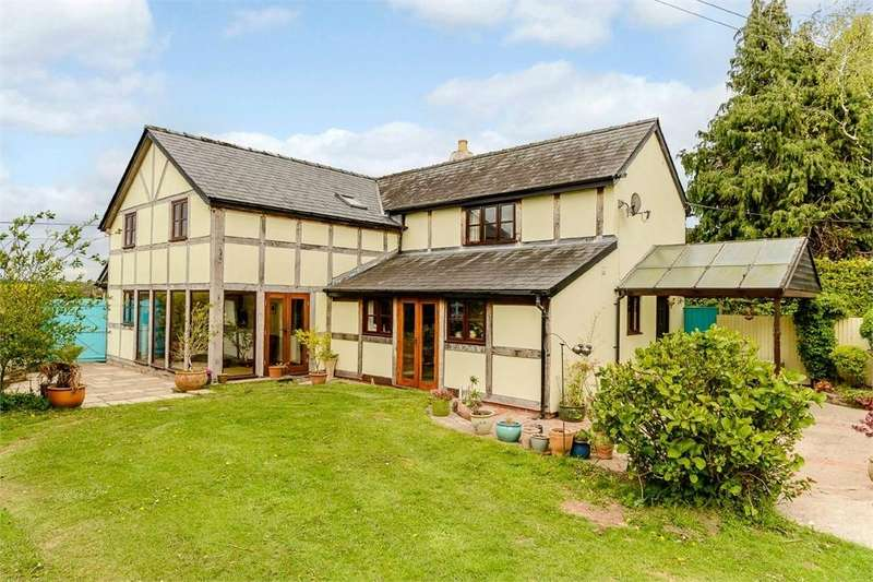 5 Bedrooms Detached House for sale in Shenmore, Madley, Herefordshire
