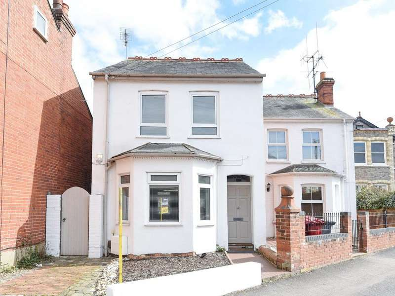 3 Bedrooms Semi Detached House for sale in Wilson Road, Reading, RG30