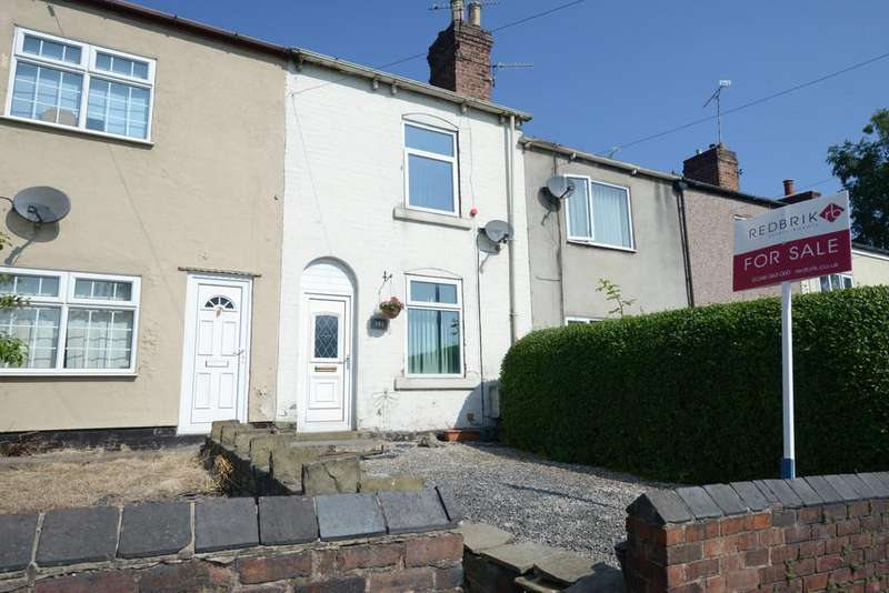 2 Bedrooms Terraced House for sale in Calow Lane, Hasland