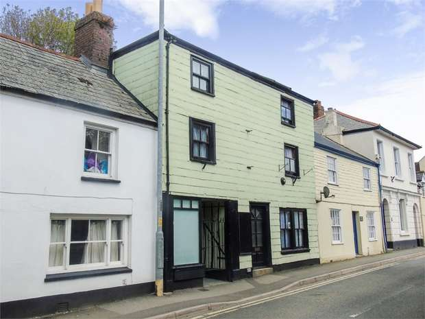 6 Bedrooms Terraced House for sale in West Street, Liskeard, Cornwall