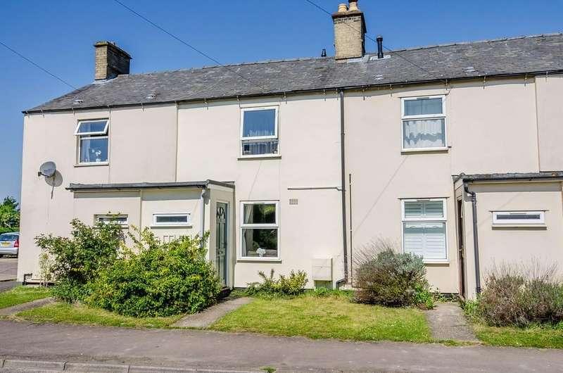 2 Bedrooms Terraced House for sale in Tunbridge Lane, Bottisham