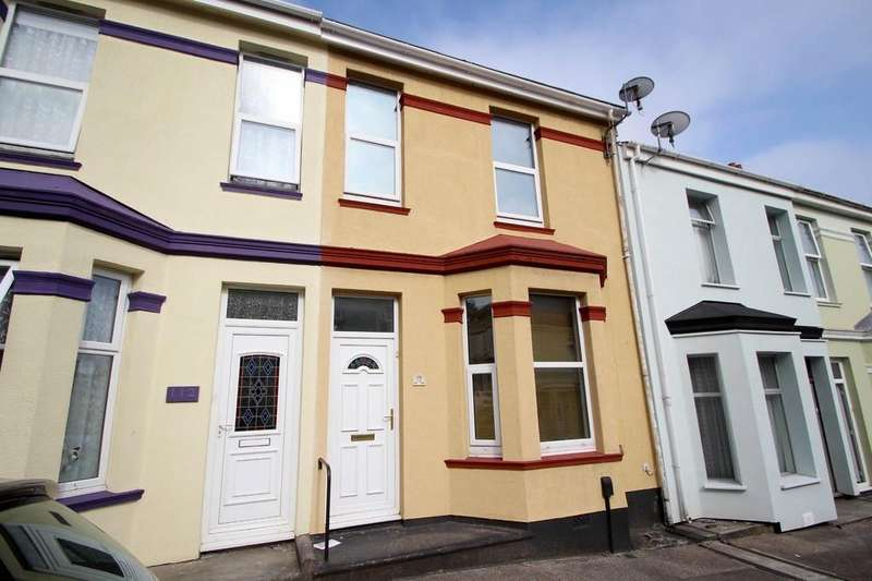 2 Bedrooms Terraced House for rent in Cotehele Avenue, Keyham, Plymouth, Devon