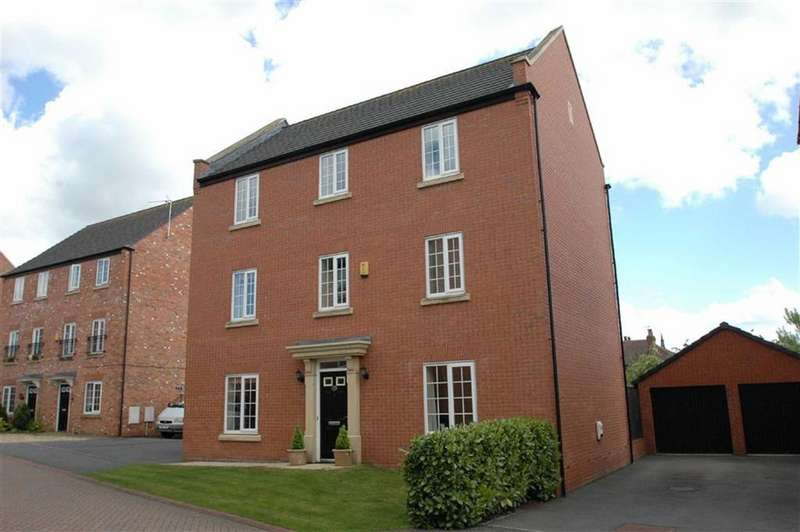 5 Bedrooms Detached House for sale in Lime Wood Close, Chester