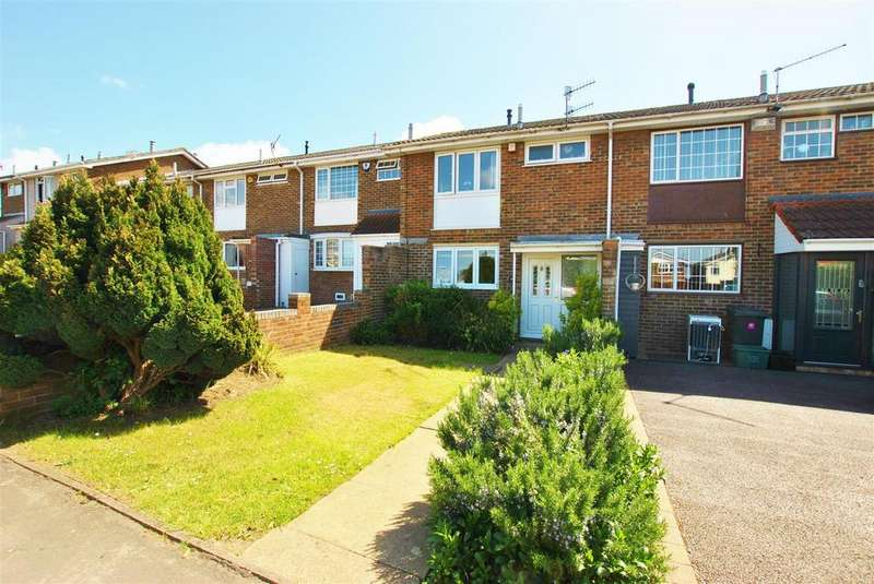 3 Bedrooms Terraced House for sale in Whitchurch Lane, Whitchurch