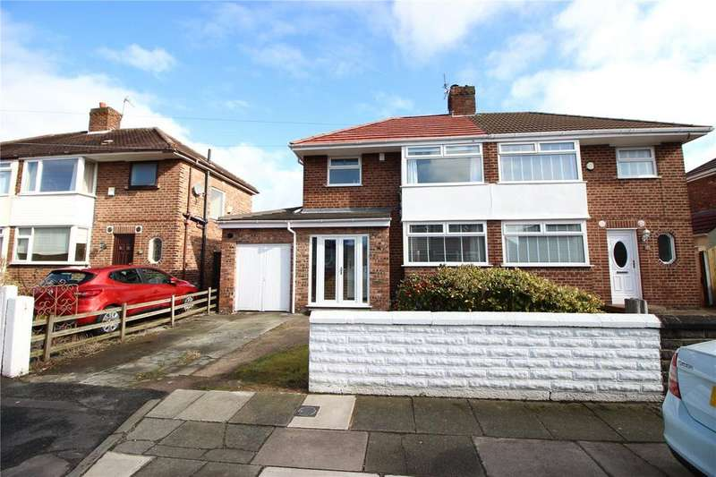 3 Bedrooms Semi Detached House for sale in Lydford Road, Liverpool, Merseyside, L12