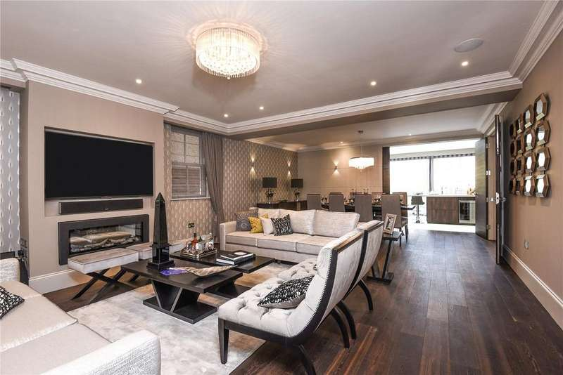 5 Bedrooms Semi Detached House for sale in Mymms Drive, Brookmans Park, Hatfield, Hertfordshire, AL9