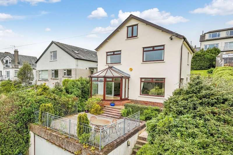 3 Bedrooms Detached House for sale in Ellandy Reach, 78 Kentsford Road, Grange-over-Sands, Cumbria, LA11 7BB