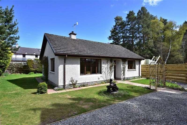 2 Bedrooms Detached Bungalow for sale in Dulnain Bridge