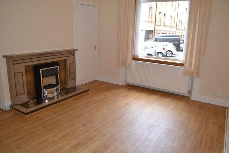 1 Bedroom Flat for rent in MILTON STREET, ABBEYHILL, EH8 6HB