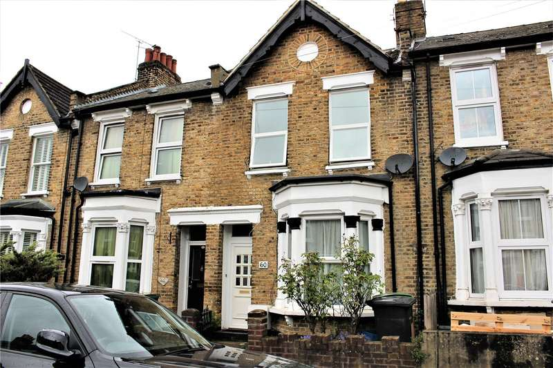 2 Bedrooms Terraced House for sale in Palace Road Bounds Green London