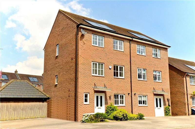 4 Bedrooms Semi Detached House for sale in Tansley Lane, Woburn Sands, Milton Keynes, Buckinghamshire