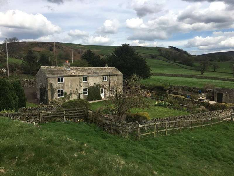 3 Bedrooms Unique Property for rent in Storiths, Skipton, North Yorkshire, BD23