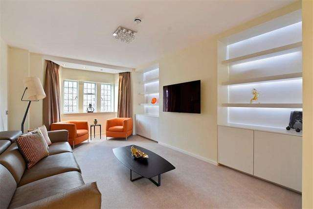 2 Bedrooms Flat for sale in Tudor Close, London