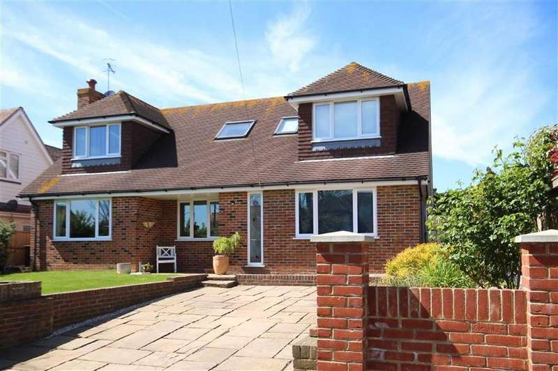 4 Bedrooms Detached Bungalow for sale in Grosvenor Road, Seaford