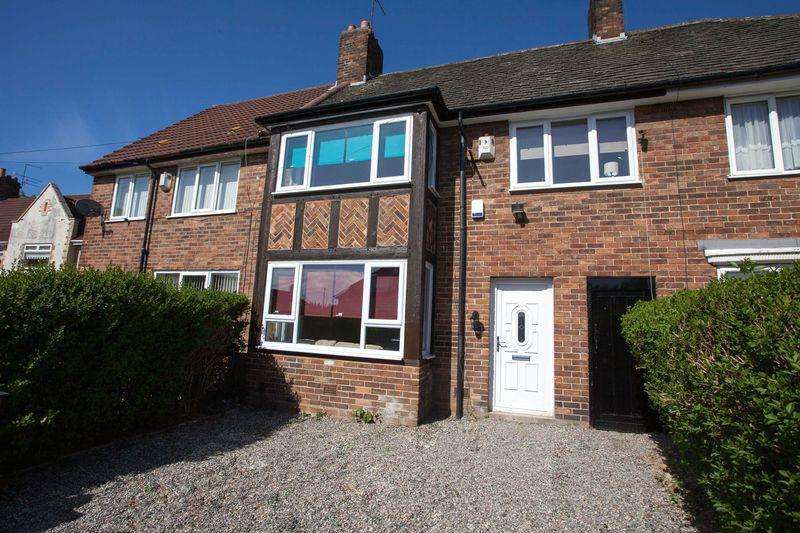 3 Bedrooms Terraced House for sale in Lyme Cross Road, Huyton