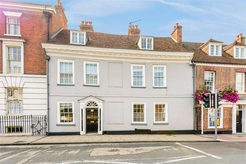 6 Bedrooms Town House for sale in Chesil Street, Winchester, Hampshire
