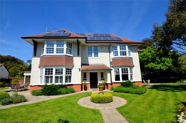5 Bedrooms Detached House for sale in Wilfred Road, Boscombe Manor, Bournemouth