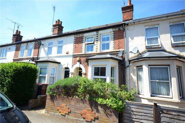 2 Bedrooms Terraced House for sale in St. Johns Road, Caversham, Reading