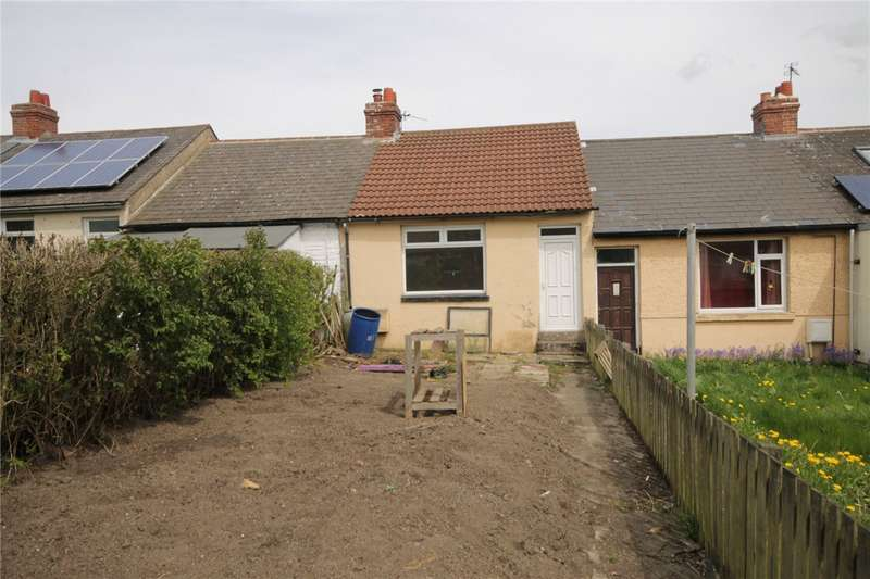 1 Bedroom Terraced Bungalow for sale in Third Street, Watling Street Bungalows, Consett, DH8
