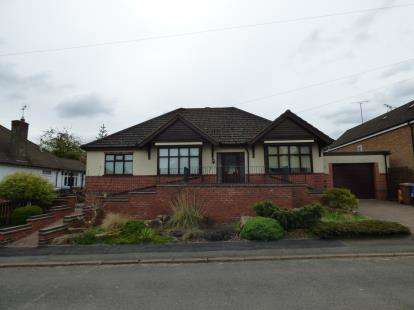 3 Bedrooms Bungalow for sale in North Avenue, Darley Abbey, Derby, Derbyshire