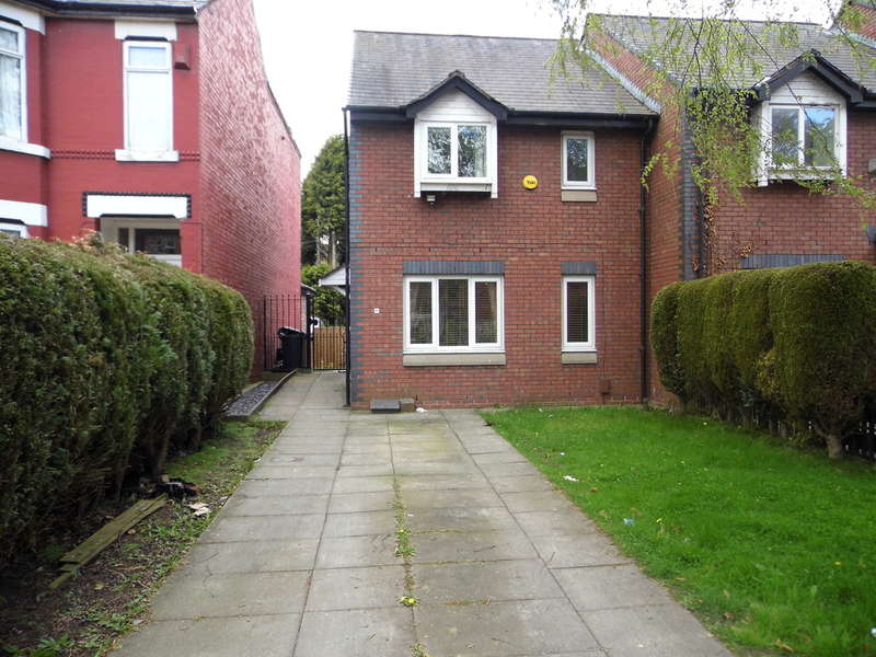 3 Bedrooms End Of Terrace House for sale in Hope Street, Salford, M7