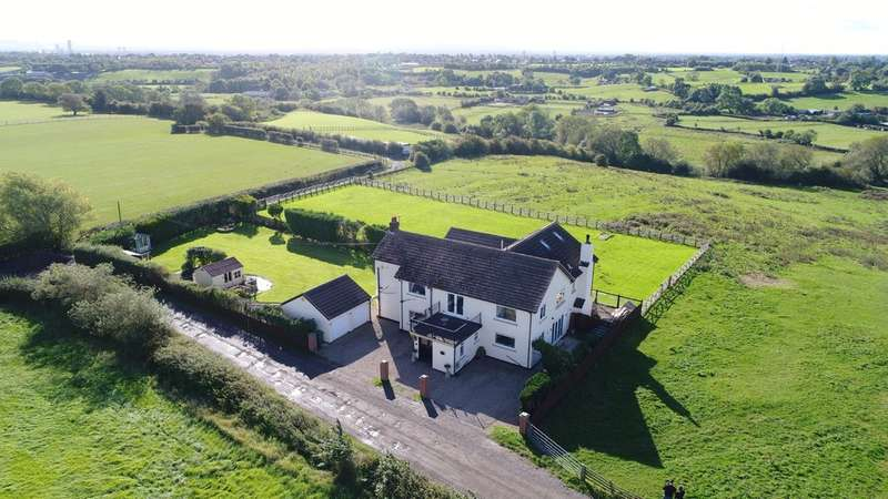 7 Bedrooms Detached House for sale in Rosedene House, Wolviston