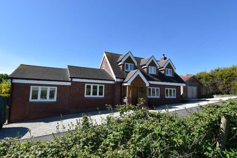 4 Bedrooms Detached House for sale in Crutch Lane, Elmbridge, Droitwich, WR9