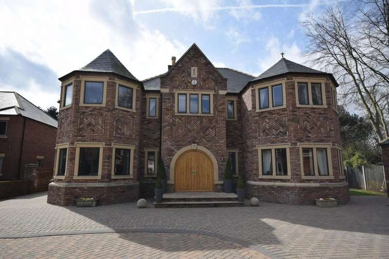 5 Bedrooms Detached House for sale in 3 Hollywell Drive