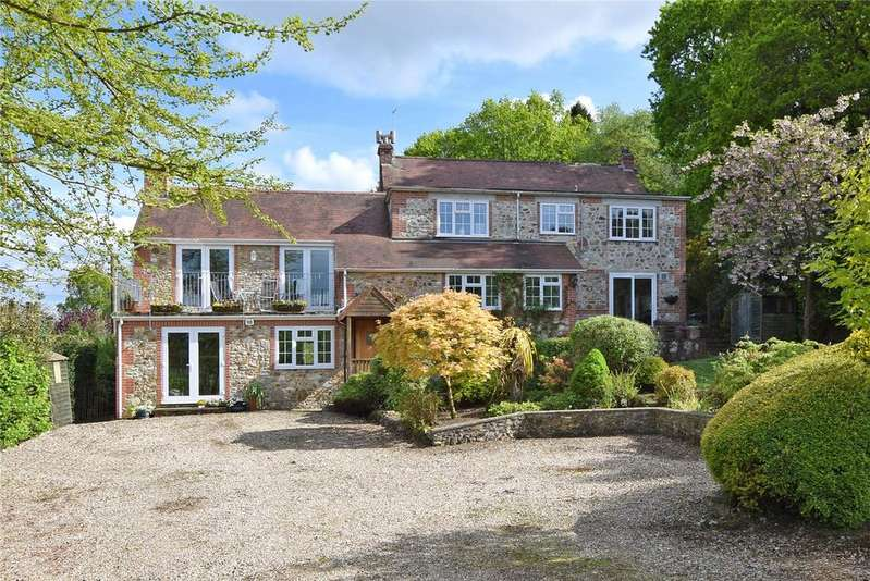 4 Bedrooms Detached House for sale in Offwell, Honiton, Devon