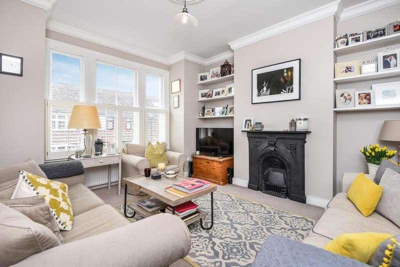 5 Bedrooms Flat for sale in Waldron Road, Earlsfield
