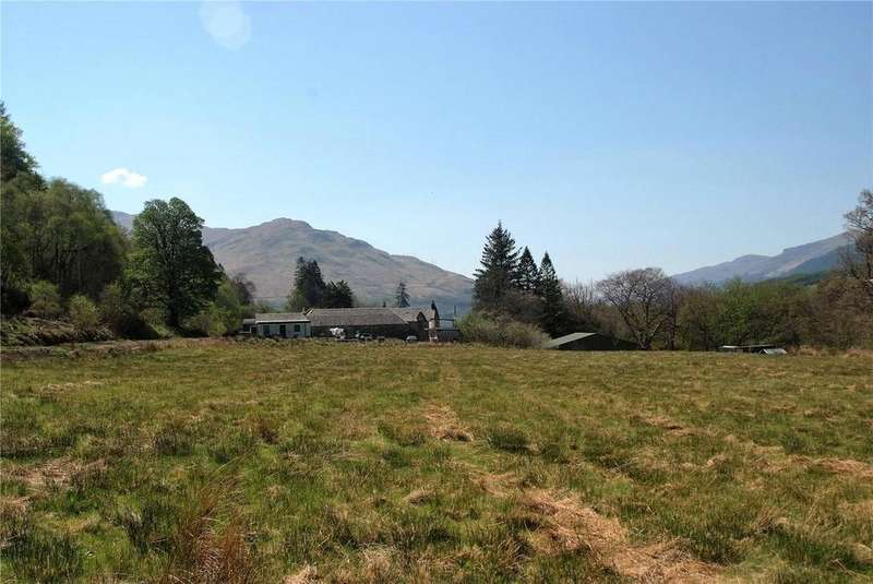 4 Bedrooms Detached House for sale in Stronafyne, Arrochar, Dunbartonshire, G83