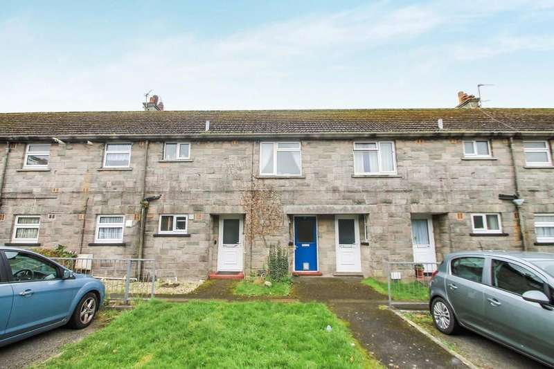 2 Bedrooms Flat for sale in Grenfell Avenue, Saltash