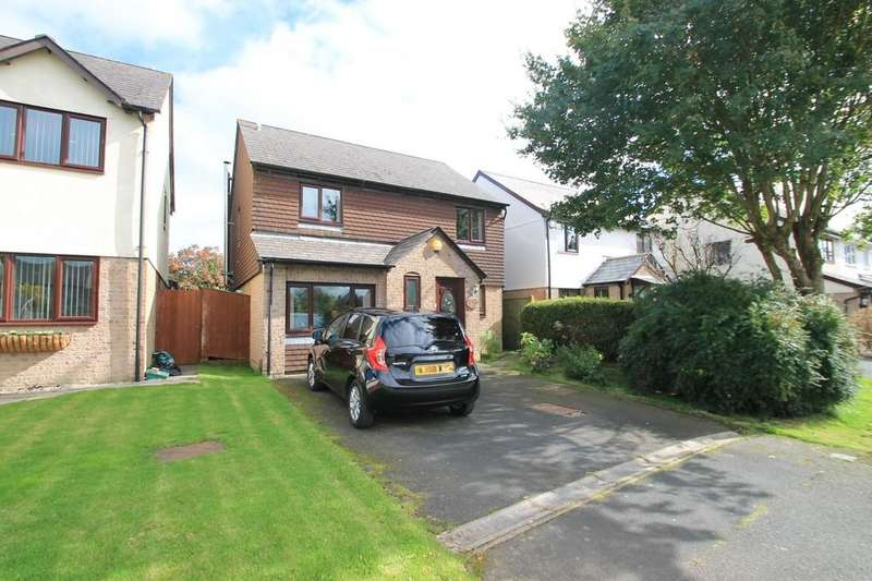 4 Bedrooms Detached House for sale in Pondfield Road, Latchbrook, Saltash