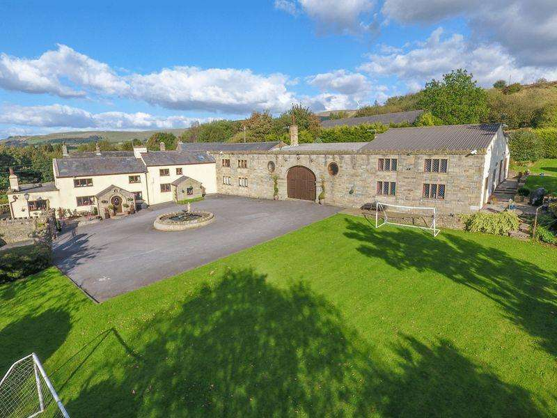 7 Bedrooms Detached House for sale in Higher Fold Lane, Ramsbottom